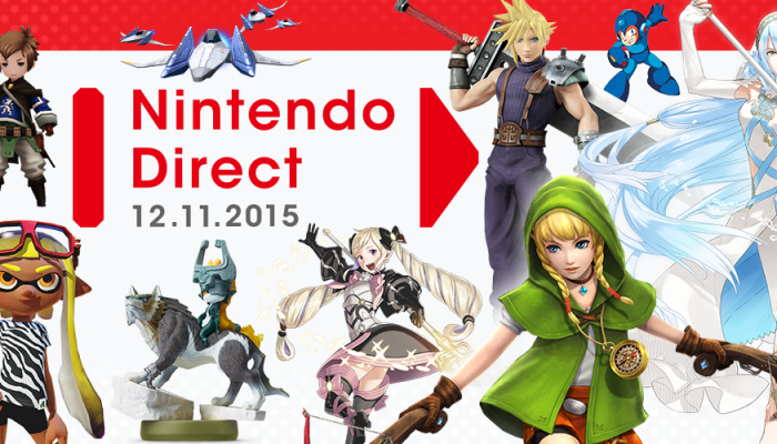 NoE: 'Nintendo Direct returns with Wii U and Nintendo 3DS line-up details for Christmas and beyond'