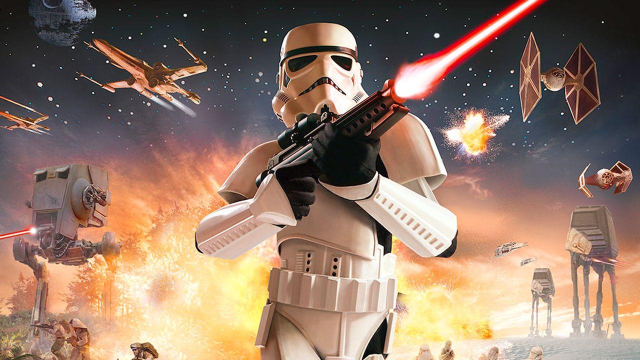 Media Create Top 50 Star Wars Battlefront