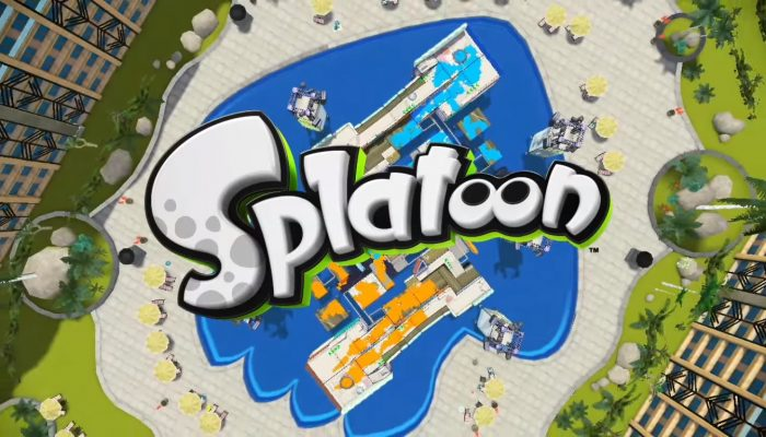 Splatoon – Inkredible New Stages and Gear Trailer