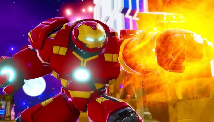Disney Infinity 3.0 – Hulkbuster and Ultron Spotlight