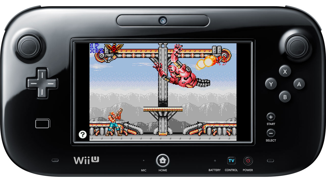 Nintendo eShop Downloads North America Contra Advance The Alien Wars EX