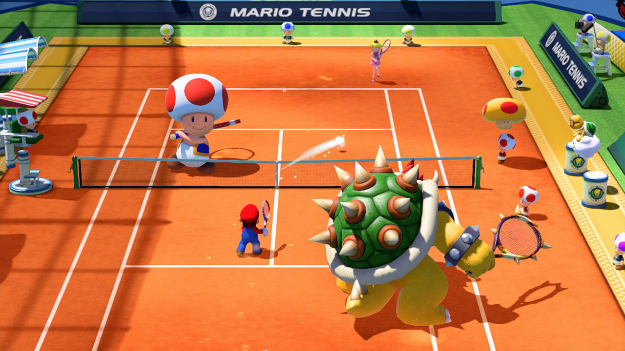 Nintendo eShop Downloads North America Mario Tennis Ultra Smash