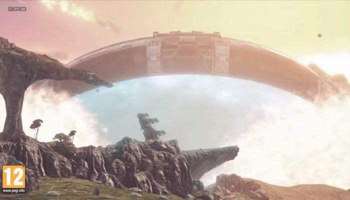 Xenoblade Chronicles X – Bande-annonce de lancement