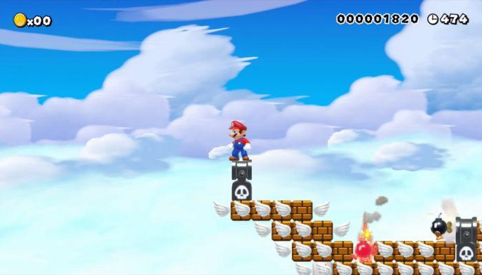 Super Mario Maker – Gagnant concours hebdo n°12