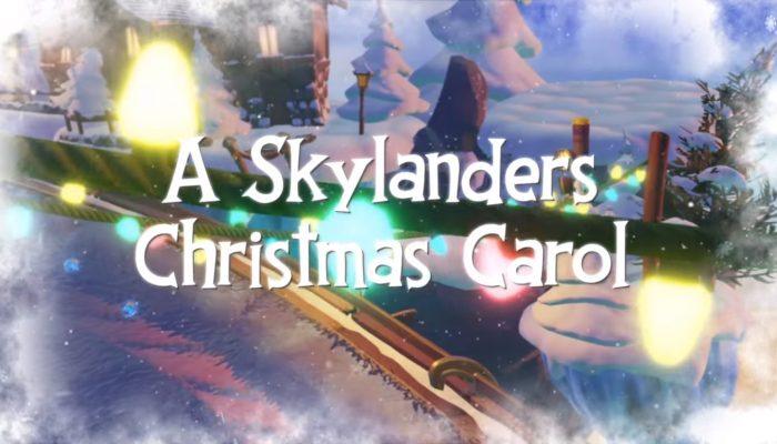 Skylanders SuperChargers – Christmas Carol