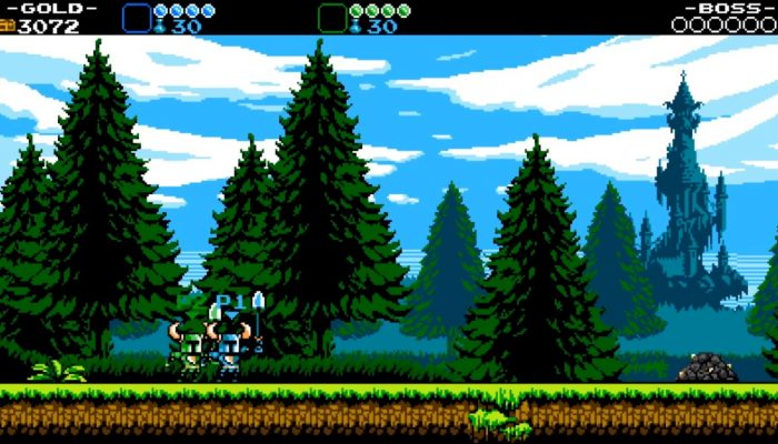 Shovel Knight – amiibo Preview Trailer