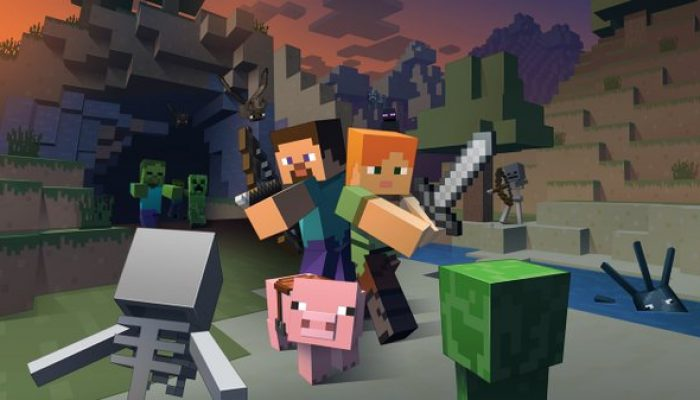 Minecraft coming to Wii U on December 17 in Europe and North America