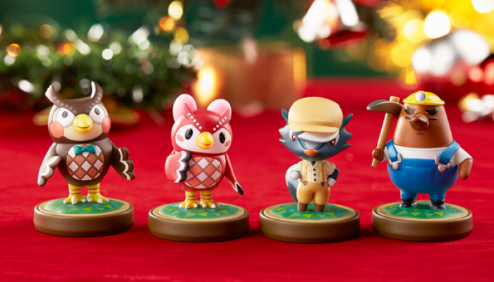 Blathers, Celeste, Kicks and Resetti amiibo to launch on January 29 in Europe