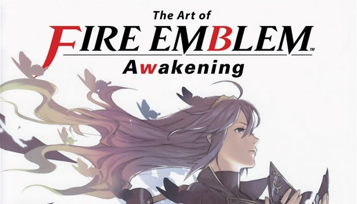 Dark Horse: 'Dark Horse To Release The Art Of Fire Emblem: Awakening'