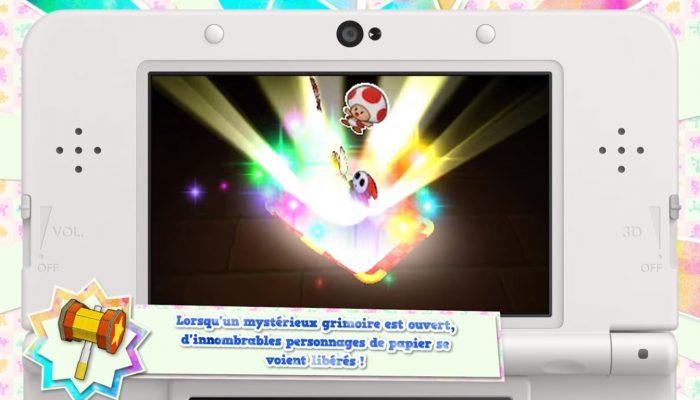 Mario & Luigi : Paper Jam Bros. – Bande-annonce vue d'ensemble