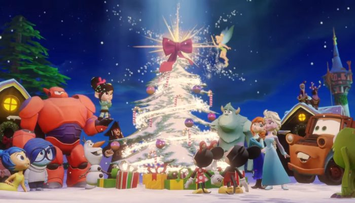 Disney Infinity 3.0 – Holiday Greetings Commercials
