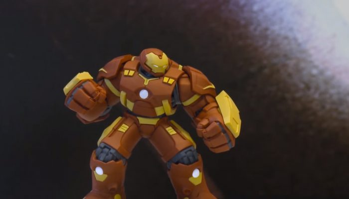 Disney Infinity 3.0 – Marvel's Hulkbuster and Ultron Unboxing