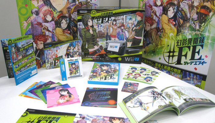 Shin Megami Tensei X Fire Emblem – Assets From Official Blog Posts 36 to 37