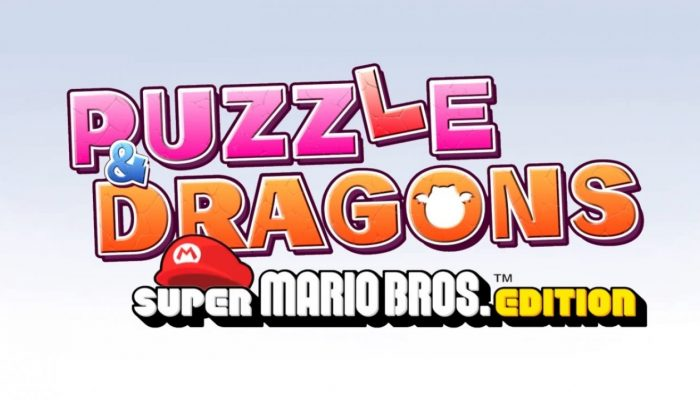 NoA: 'Two Games At A Low Price With Puzzle & Dragons Z + Puzzle & Dragons Super Mario Bros. Edition'