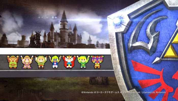 Hyrule Warriors Legends – Japanese Promotion Trailer