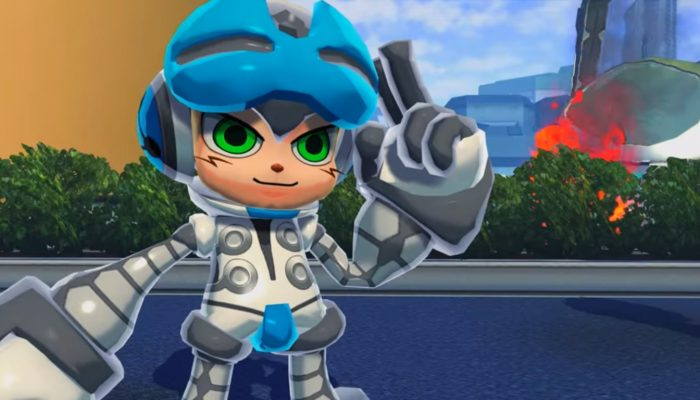 Mighty No. 9 – 'Bring it' Trailer