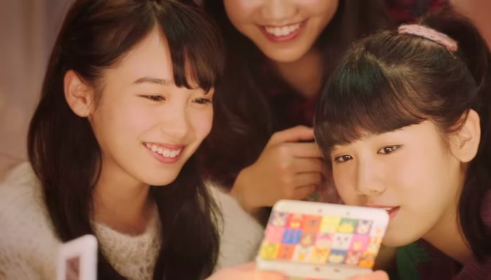 New Nintendo 3DS – Japanese Christmas Party Commercials