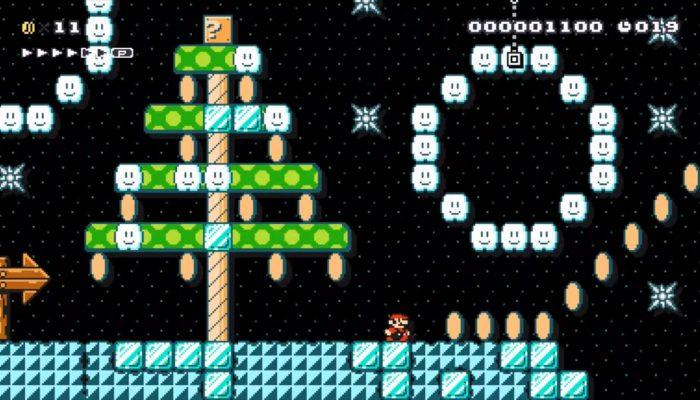 Super Mario Maker – Gagnant concours hebdo n°13