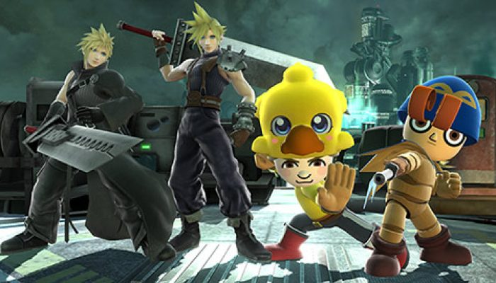 Super Smash Bros. – Fifth Wave DLC Screenshots