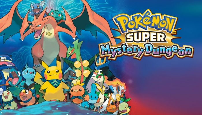 NoE: 'Pokémon Super Mystery Dungeon launches February 19th 2016 on Nintendo 3DS family systems'