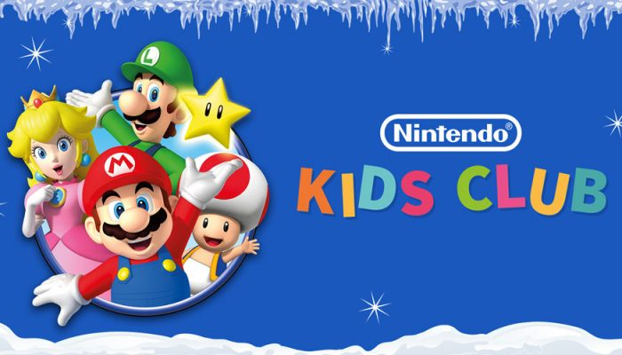 NoE: 'Discover festive fun and new content on the updated Nintendo Kids Club'