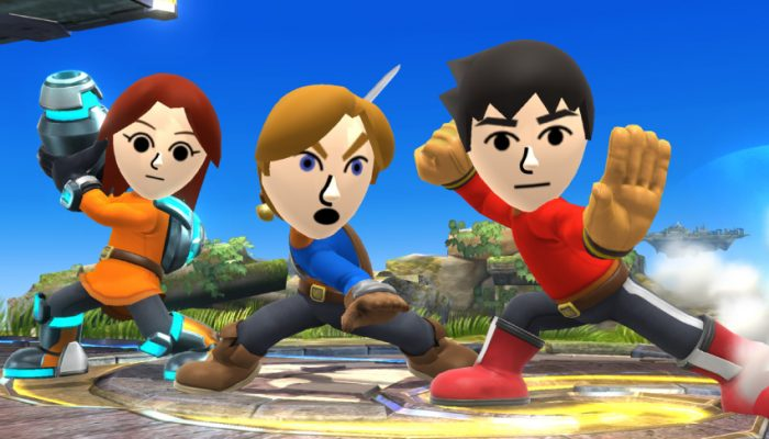 NoA: 'Nintendo Wins Patent Case Brought against Mii Characters'