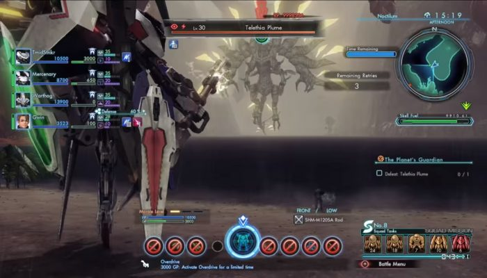 Xenoblade Chronicles X – Survival Guide Episode 5: The Sharpest BLADE in the World