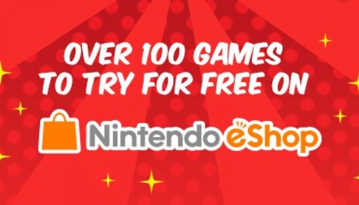 NoE: 'Free demos and games available now on Nintendo 3DS family systems'