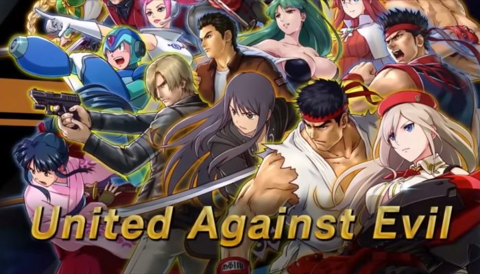 Project X Zone 2 – Nintendo Trailer