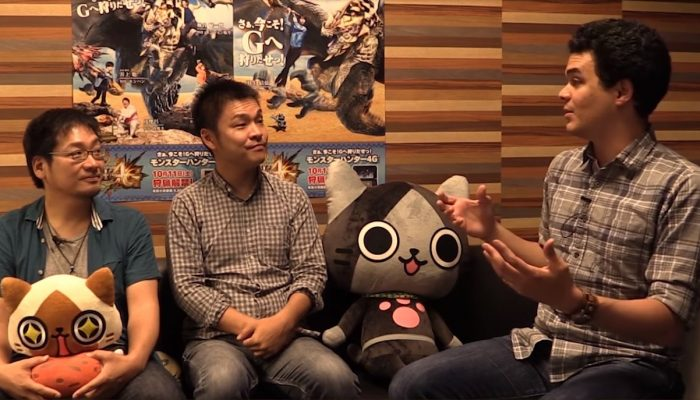 Monster Hunter 4 Ultimate – Interview with Game Directors