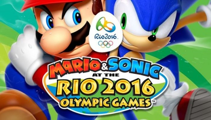 Mario & Sonic at the Rio 2016 Olympic Games launches on Nintendo 3DS in North America on March 18