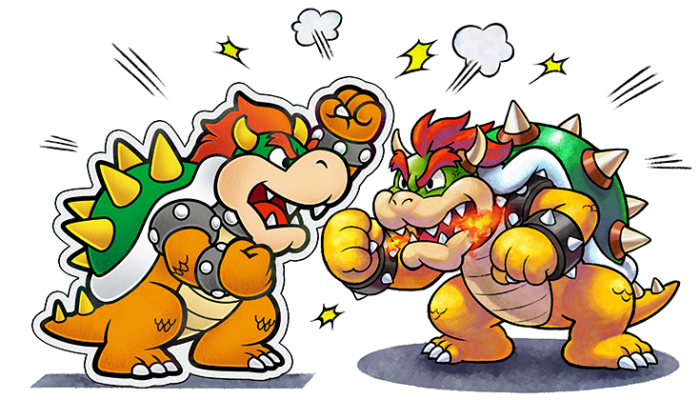 NoA: 'Paper Mario cuts loose with Mushroom Kingdom superstars in Mario & Luigi: Paper Jam'