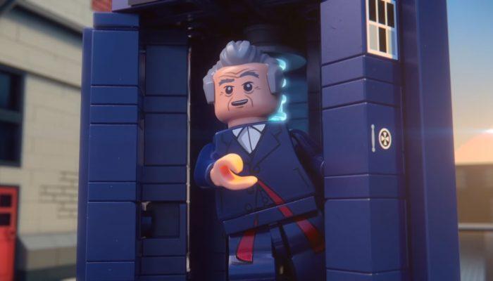 LEGO Dimensions – Doctor, Doctor, Doctor Trailer