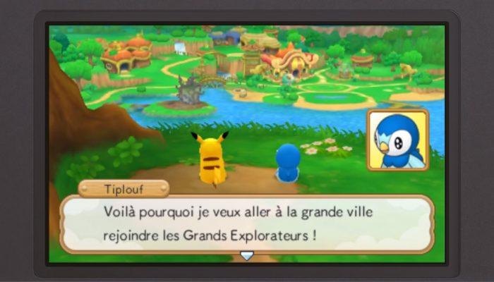 Pokémon Méga Donjon Mystère – Bande-annonce française