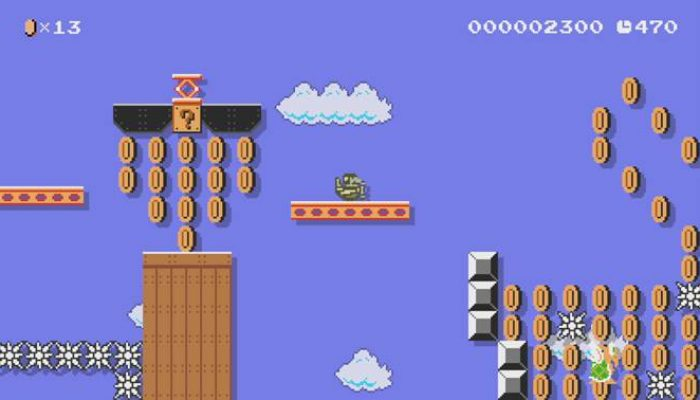Southwest: 'Super Mario Maker Southwest Air Adventure!'