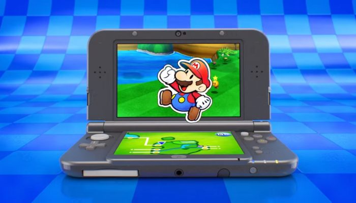 Mario & Luigi: Paper Jam – Launch Commercial