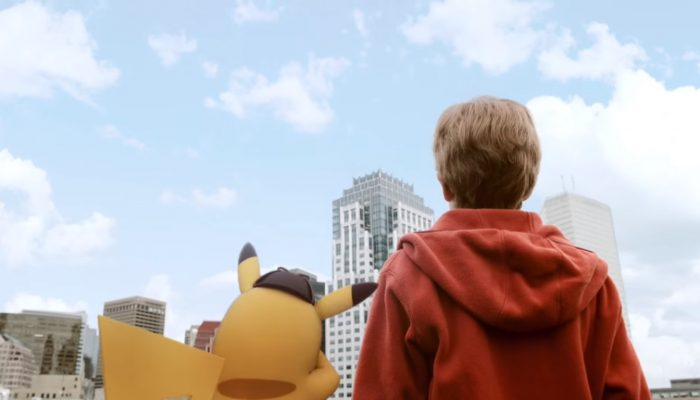 Detective Pikachu – Japanese Overview Trailer
