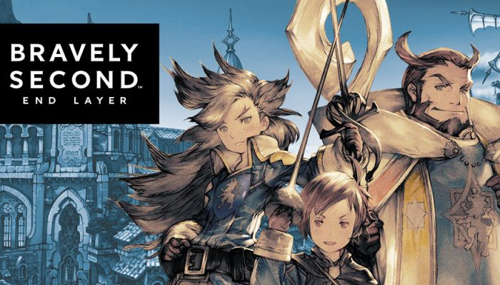 NoE: 'An epic role-playing adventure awaits in Bravely Second: End Layer, coming to Nintendo 3DS on February 26th'