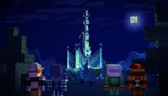 Minecraft: Story Mode – Launch Trailer