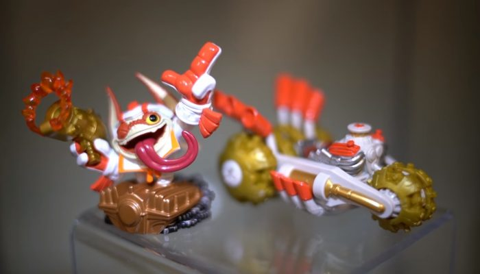 Skylanders SuperChargers – Meet Double Dare Trigger Happy and the Gold Rusher