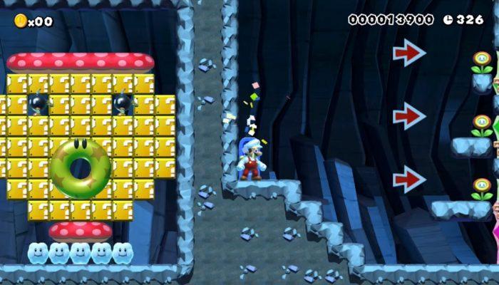 Super Mario Maker – Gagnant concours hebdo n°15