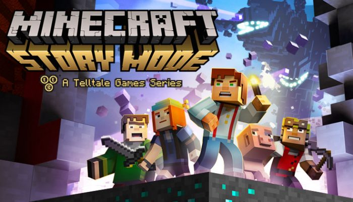 NoA: 'Minecraft: Story Mode arrives on Wii U on 1/21'