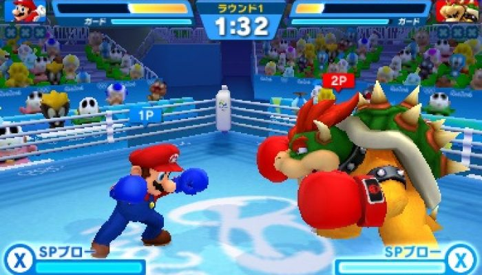 Mario & Sonic at the Rio 2016 Olympic Games – Japanese Screenshots from 4Gamer