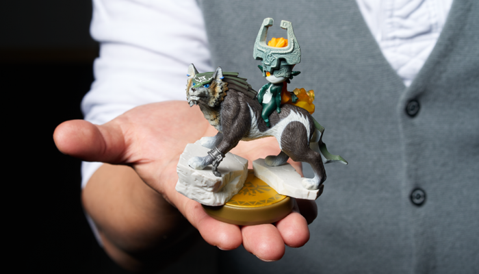 Eiji Aonuma talks Wolf Link amiibo on Facebook