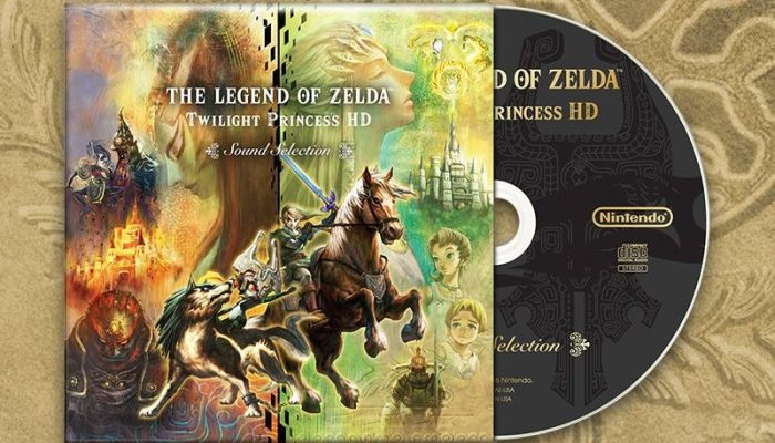 Here's the full track list of the Twilight Princess Sound Selection CD