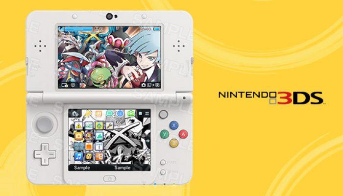 Pokémon: 'The New Nintendo 3DS Theme Highlights a Hoenn Champion!'