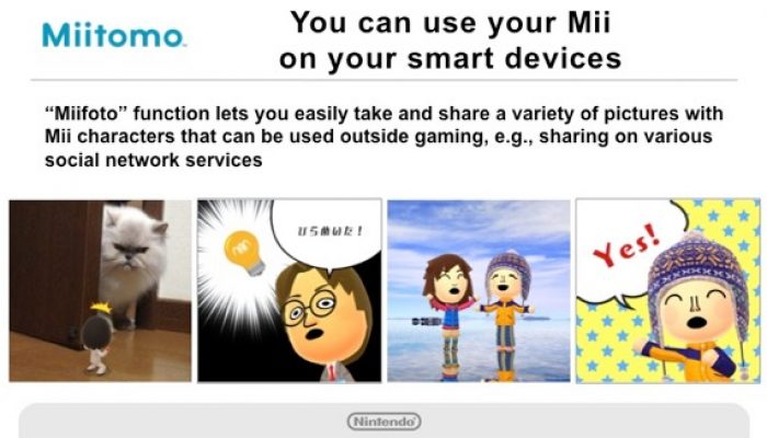 Nintendo Q3 FY3/2016 Financial Results Briefing, Part 7: Miitomo