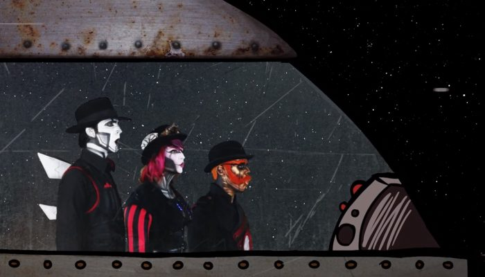 Steam Powered Giraffe – The Stars