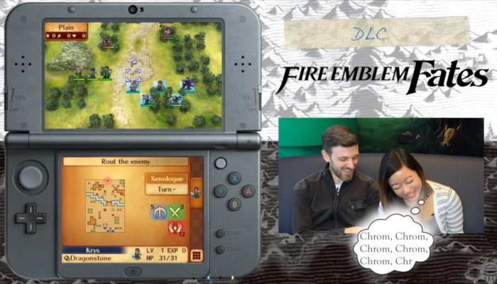 Nintendo Minute – Fire Emblem FEbruary DLC & Revelation