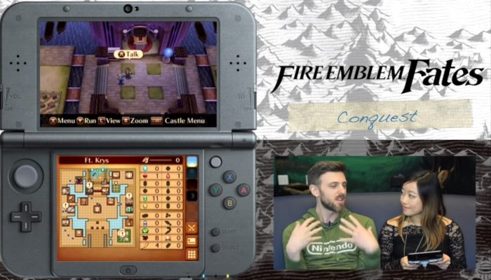 Nintendo Minute – Fire Emblem FEbruary: Hoshido vs. Nohr Showdown